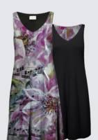 2020's NEW Reversible Dress: Dance of Roses_image