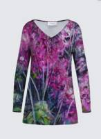 2020's NEW Marlene Top: Along the Woodland Trail_image